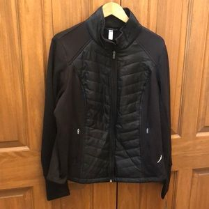 Exertek black lightweight jacket size 2X new